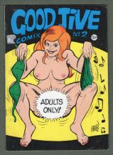 Comic book underground comix Good Jive ##310